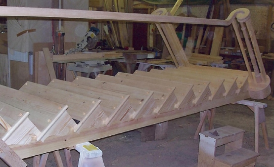 Stair assembly